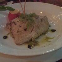 Photo taken at Leda Lounge Restaurant by Alina S. on 5/19/2012