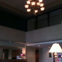Photo taken at Best Western East Towne Suites by Erin J. on 4/13/2012