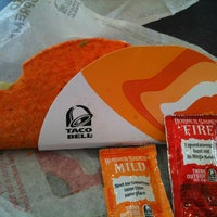 Photo taken at Taco Bell by Edward D. on 6/14/2012