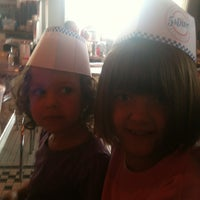 Photo taken at 5 & Diner by Amanda G. on 6/23/2012