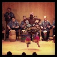 Photo taken at Bezanson Recital Hall by Sean B. on 4/13/2012