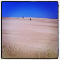 Photo taken at Jockey's Ridge State Park by J. Allen G. on 4/11/2012