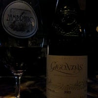 Photo taken at Zambrano Wine Cellar by Mark F. on 3/22/2012