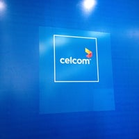 Photo taken at Celcom Branch by GieGie on 8/23/2012