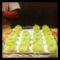 Photo taken at Dumpling Man by Carlos R. on 4/7/2012