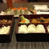 Photo taken at Obento (お弁当) by andy c. on 3/9/2012