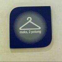 Photo taken at Matahari Department Store by Tia S. on 9/6/2012