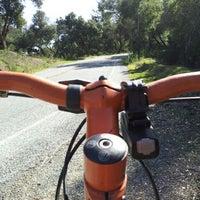 Photo taken at Santa Cruz Mountains by Gabe R. on 2/19/2012
