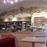 Photo taken at Café Diglas by Erik W. on 4/29/2012