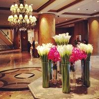 Photo taken at The Ritz-Carlton Seoul by Brian S. on 5/2/2012