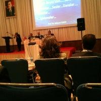 Photo taken at Ballroom Rixos Konya by Erdem A. on 5/10/2012