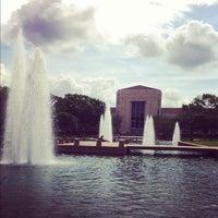 Photo taken at University of Houston by Sage V. on 3/28/2012