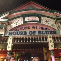 Photo taken at House of Blues New Orleans by Reed C. on 4/6/2012
