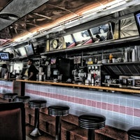 Photo taken at Joe's Diner on Sycamore by Michael G. on 3/4/2012