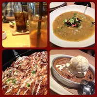 Photo taken at BJ's Restaurant and Brewhouse by Felicia E. on 9/9/2012