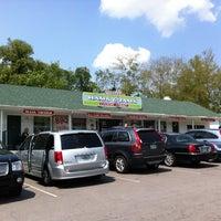 Photo taken at Hams & Jams Country Market by Jennifer L. on 8/25/2012