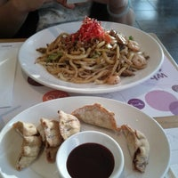 Photo taken at Wagamama by Scott S. on 7/25/2012