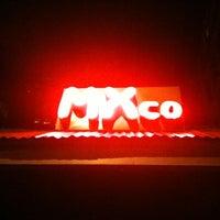 Photo taken at MXco by CAESAR D. on 2/24/2012