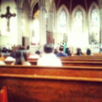 Photo taken at St. Mary Gate Of Heaven Church by Tito F. on 9/2/2012