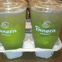 Photo taken at Panera Bread by Adam M. on 8/21/2012