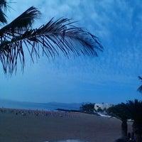 Photo taken at Avda De Las Playas by Carlos I. on 2/26/2012