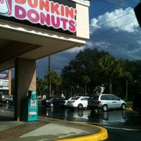 Photo taken at Dunkin' Donuts by Goldie on 9/6/2012