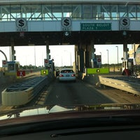 Photo taken at Toll Plaza 1 by Eric S. on 6/21/2012