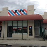 Photo taken at Barber Saloon by Leo W. on 5/18/2012