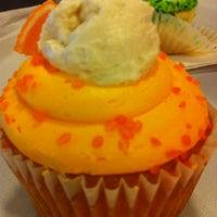 Photo taken at Designer Desserts by Tina J. on 6/23/2012