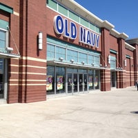 Photo taken at Old Navy by Andrew D. on 4/4/2012