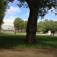 Photo taken at Queen Square by Manos on 8/23/2012