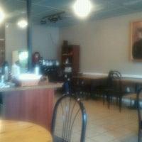 Photo taken at Emerald City Coffee by Antony v. on 5/8/2012