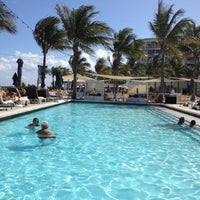 Photo taken at Boca Beach Club, A Waldorf Astoria Resort by Norman S. on 3/6/2012