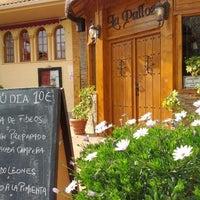 Photo taken at La Palloza by Donde en C. on 2/14/2012