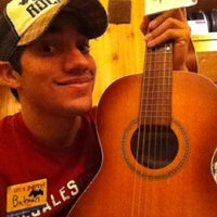 Photo taken at Guitar Center by Andrew S. on 6/9/2012