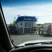 Photo taken at Dutch Bros. Coffee by Derek L. on 4/27/2012