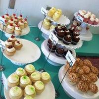 Photo taken at Sift Cupcake & Dessert Bar by Paul M. on 7/24/2012