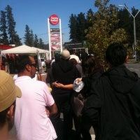 Photo taken at Santa Isabel by Sergio F. on 3/31/2012
