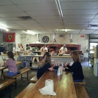 Photo taken at Antico Pizza Napoletana by Erik L. on 5/16/2012