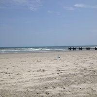 Photo taken at Atlantic Ocean by Matt S. on 6/19/2012
