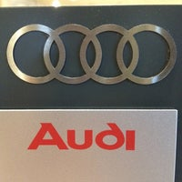 Photo taken at Audi Bellevue by Nico on 2/21/2012