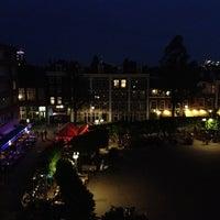 Photo taken at Marie Heinekenplein by Jorge S. on 7/3/2012