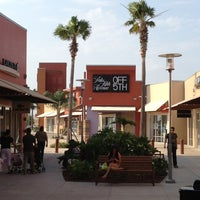 Photo taken at Rio Grande Valley Premium Outlets by Said on 4/15/2012