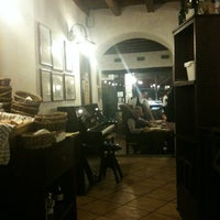 Photo taken at Salsamenteria Di Parma by Luca M. on 2/17/2012