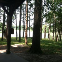Photo taken at Scott AFB Lake by D'Angelo D. on 5/27/2012