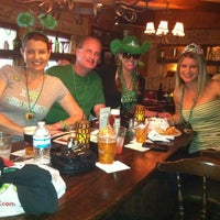 Photo taken at The Field Irish Pub & Eatery by Danielle C. on 3/17/2012