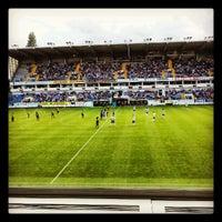 Photo taken at Jules Ottenstadion by Wim V. on 7/29/2012