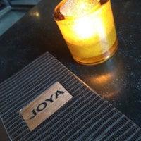 Photo taken at Joya Restaurant & Lounge by Ankur P. on 6/16/2012