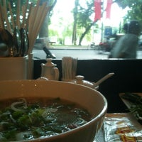 Photo taken at Phở 24 by Pharuehat H. on 7/27/2012