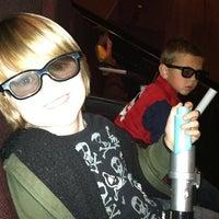 Photo taken at Harkins Theatres Southlake 14 by Erik T. on 2/10/2012